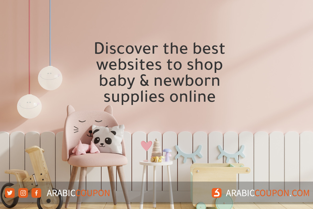 The best websites to shop baby and newborn supplies online with best deals and coupons