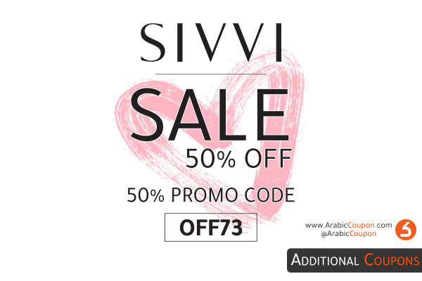SIVVI BlackFriday 2020 Promo code & SALE up to 50% OFF - highest BlackFriday sale & offers