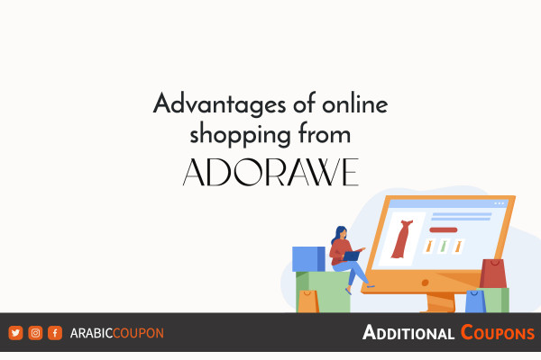 Advantages of shopping from Adorawe online with additional coupons and discount codes