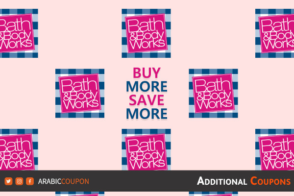 Launching Bath and Body Works SALE, buy more and save more