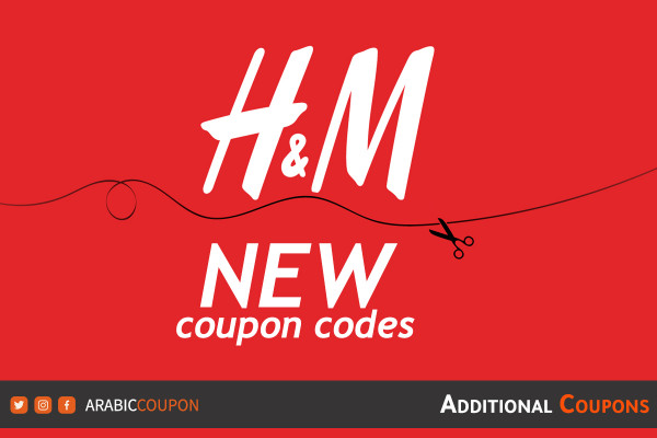 Launching 20% new coupons and discount codes for H&M for online shopping exclusively
