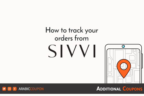 Ways to track online orders from SIVVI with additional promo codes and coupons