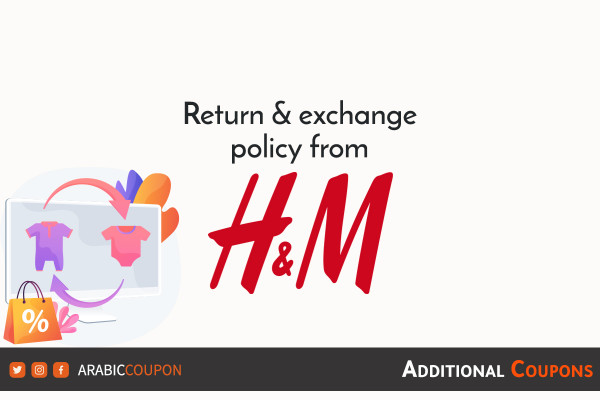 H&M Return and Exchange policy with tips for successful return
