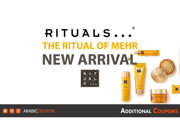 Rituals announced the launch of the new collection of THE RITUAL OF MEHR