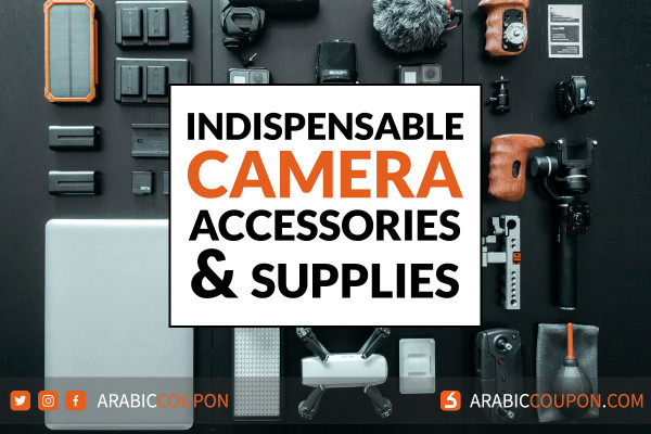 Indispensable camera accessories and supplies - Tech NEWS
