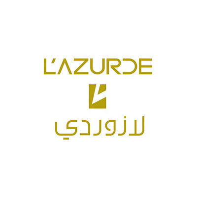 L'azurde Logo for 2020 - 400x400 - ArabicCoupon